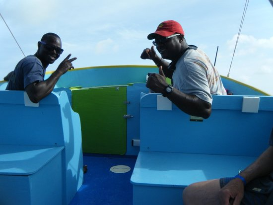 Simply Carriacou Island Tours : Sherwin & Isaac