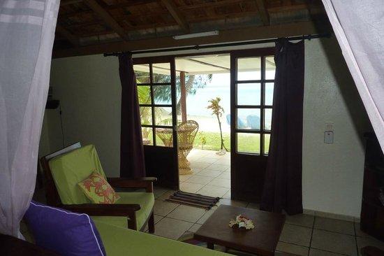 Hotel Atiapiti : Bungalow