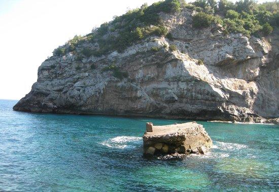 Massa Lubrense, Włochy: Baia delle Sirene