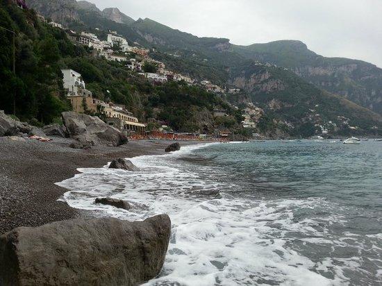 Hotel Pupetto: beach