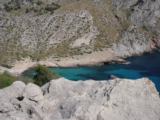 Cap de Formentor: Cala Figuera