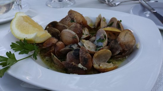 Restaurant Mr. Freddie's : Clams