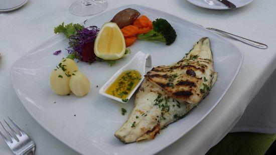 Restaurant Mr. Freddie's : Sea Bass