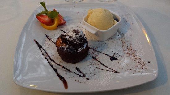 Restaurant Mr. Freddie's : Chocolate Cake