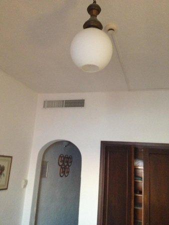 Le Dune Hotel: lampadario....