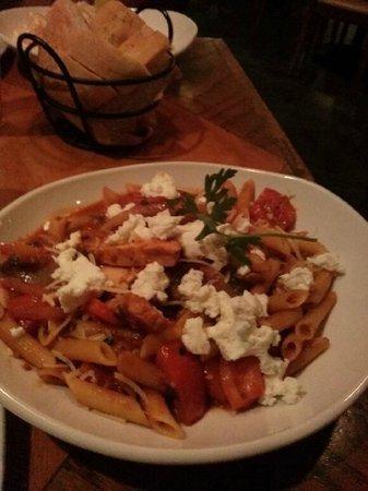 BRAVO! Italian Restaurant & Bar : Pasta dish