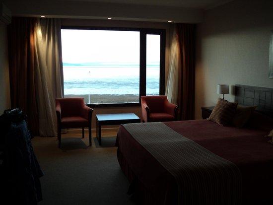 Xelena Hotel & Suites: Vista a la bahía