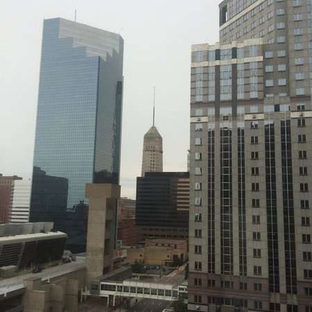 Hyatt Place Minneapolis/Downtown : View from our room 531
