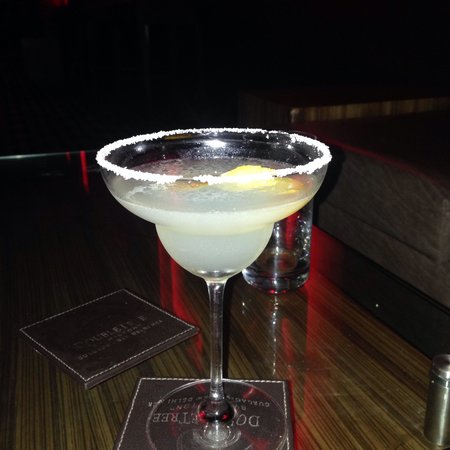 DoubleTree by Hilton Gurgaon-New Delhi NCR: Half glass margaritha - cheats