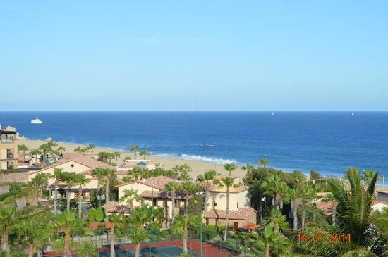 Pueblo Bonito Sunset Beach Golf & Spa Resort: View from Balcony