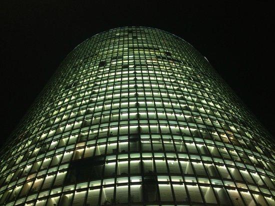 Potsdamer Platz : DB  building