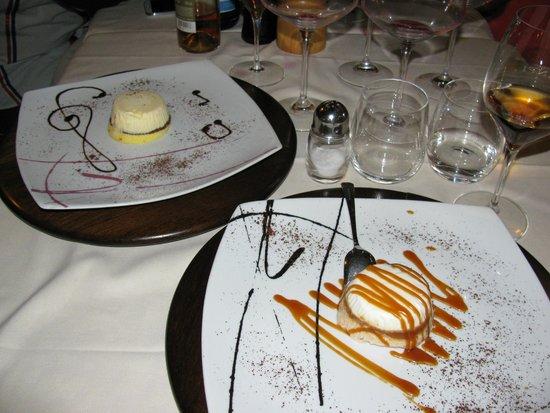 Peruca': Dessert
