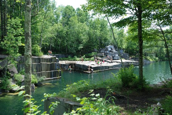 Backroad Discovery Tours: The Quarry