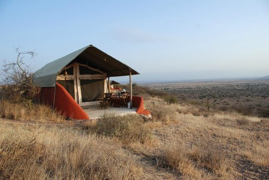 Shu'mata Camp: Canvas - Bungalow