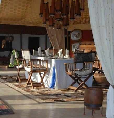 Shu'mata Camp: Die Tafel ist gedeckt