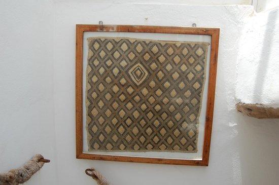 Riad Baladin: Dekoration