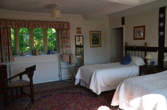 Rectory Farm: Bedroom