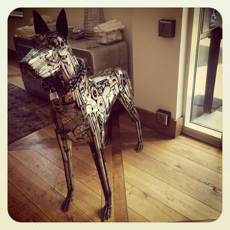 Hotel Zetta San Francisco: Lobby Dog