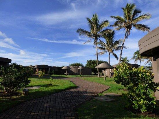 Hotel Hangaroa Eco Village & Spa : bungalows