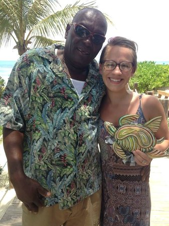 Coral Gardens on Grace Bay: Jerome & Melissa