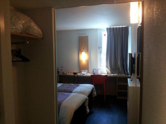 Ibis Strasbourg Centre Petite France : Chambre