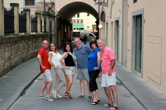 Florence Connection: Family and Friends