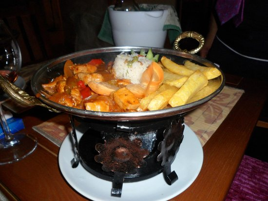 Shiraz Eat and Drink: Chicken Saute