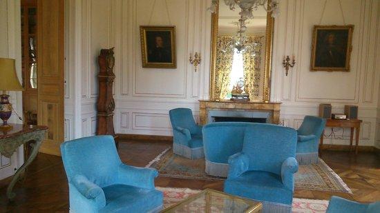 Château de Locguénolé : Un des salons