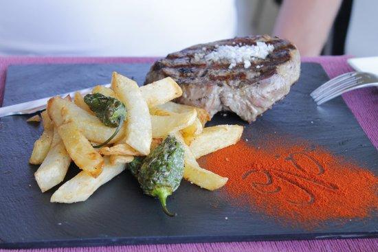 Restaurante Kaskai : мясо