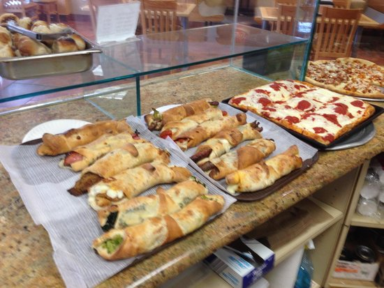 Giovanni's Pizza and Pasta: Sausage & Pepperoni + Other Rolls