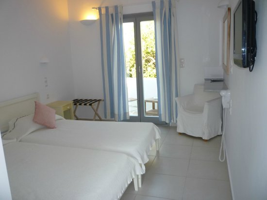 Paros Bay Hotel: chambre