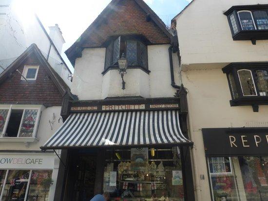 Salisbury City Guides: Medieval Buildings in Salisbury