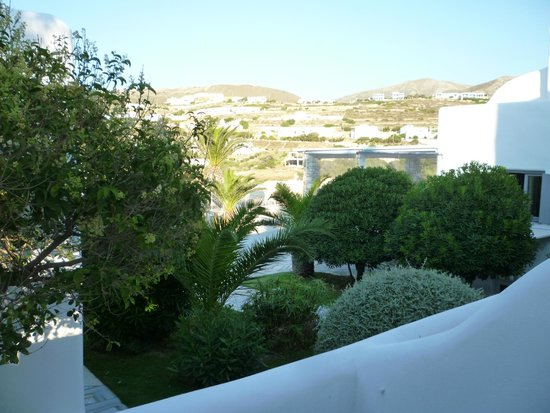 Paros Bay Hotel : vue