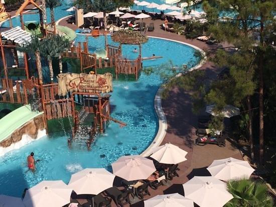 Gural Premier Tekirova: Piraten Wasserspielplatz