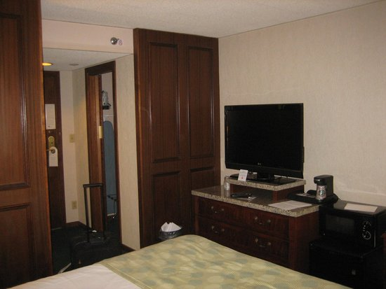 Kahler Grand Hotel : nice flat screen