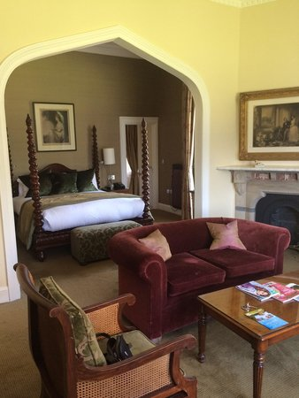 Ettington Park Hotel: Suite