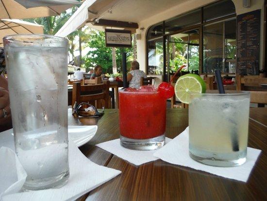 Serrano's Meat House: Margaritas