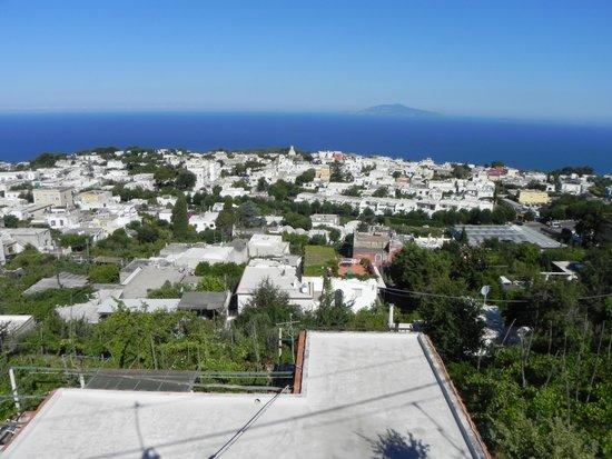 Mount Solaro: Aussicht 1