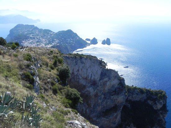Mount Solaro: Aussicht 2