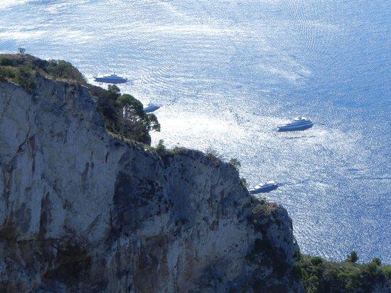 Mount Solaro: Aussicht 3