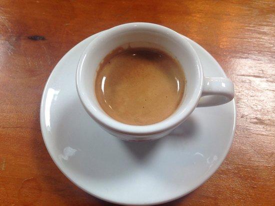 Kaldi's Coffee Bar: Espresso