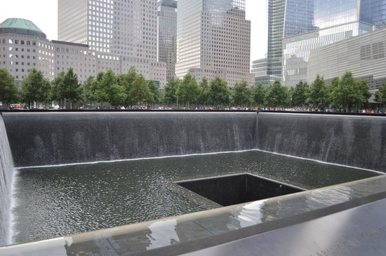 Memorial del 11S: Ground Zero