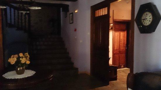 Casa Valero: Entrada del hotel