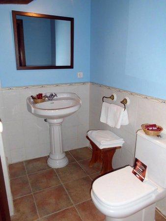 Casa Valero: Baño
