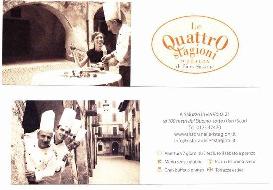 Le Quattro Stagioni d'Italia : VisKa
