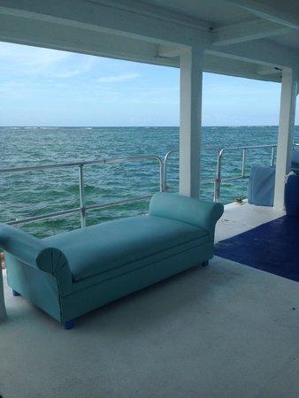 Ocean Adventures Punta Cana - Dr Fish Ocean Spa: Serenity