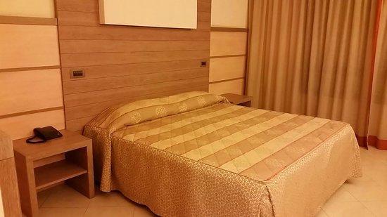 Nilhotel: Cama confortável