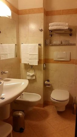 Nilhotel: Banheiro limpo