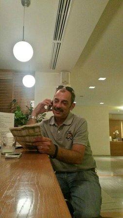"""Iraklion Hotel: """" Der BOSS """""""
