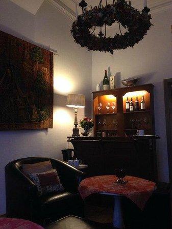 Botaniek  Hotel : Гостиная отеля